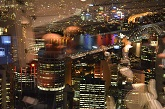 View from Investorium.tv Sydney Sky Tower